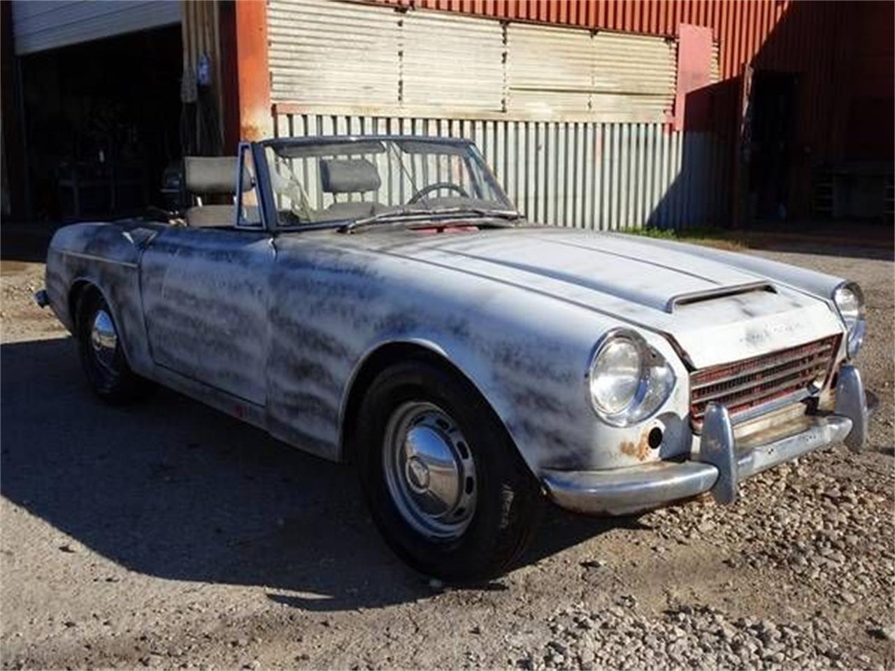 1967 Datsun Fairlady For Sale Classiccars Com Cc 1191494
