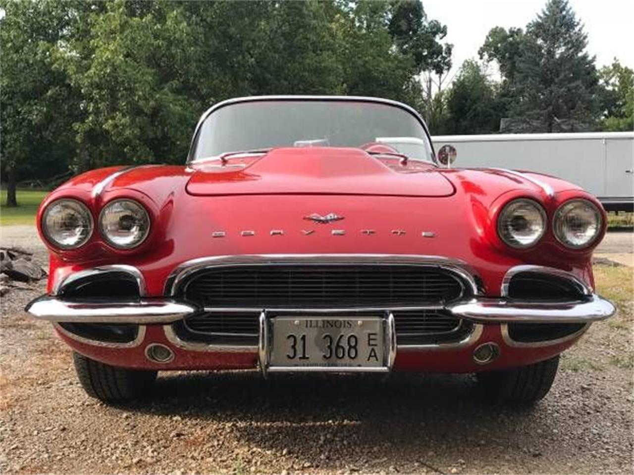 1961 Chevrolet Corvette (CC-1191502) for sale in Cadillac, Michigan