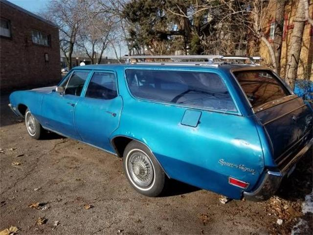 1971 Buick Sport Wagon (CC-1191503) for sale in Cadillac, Michigan