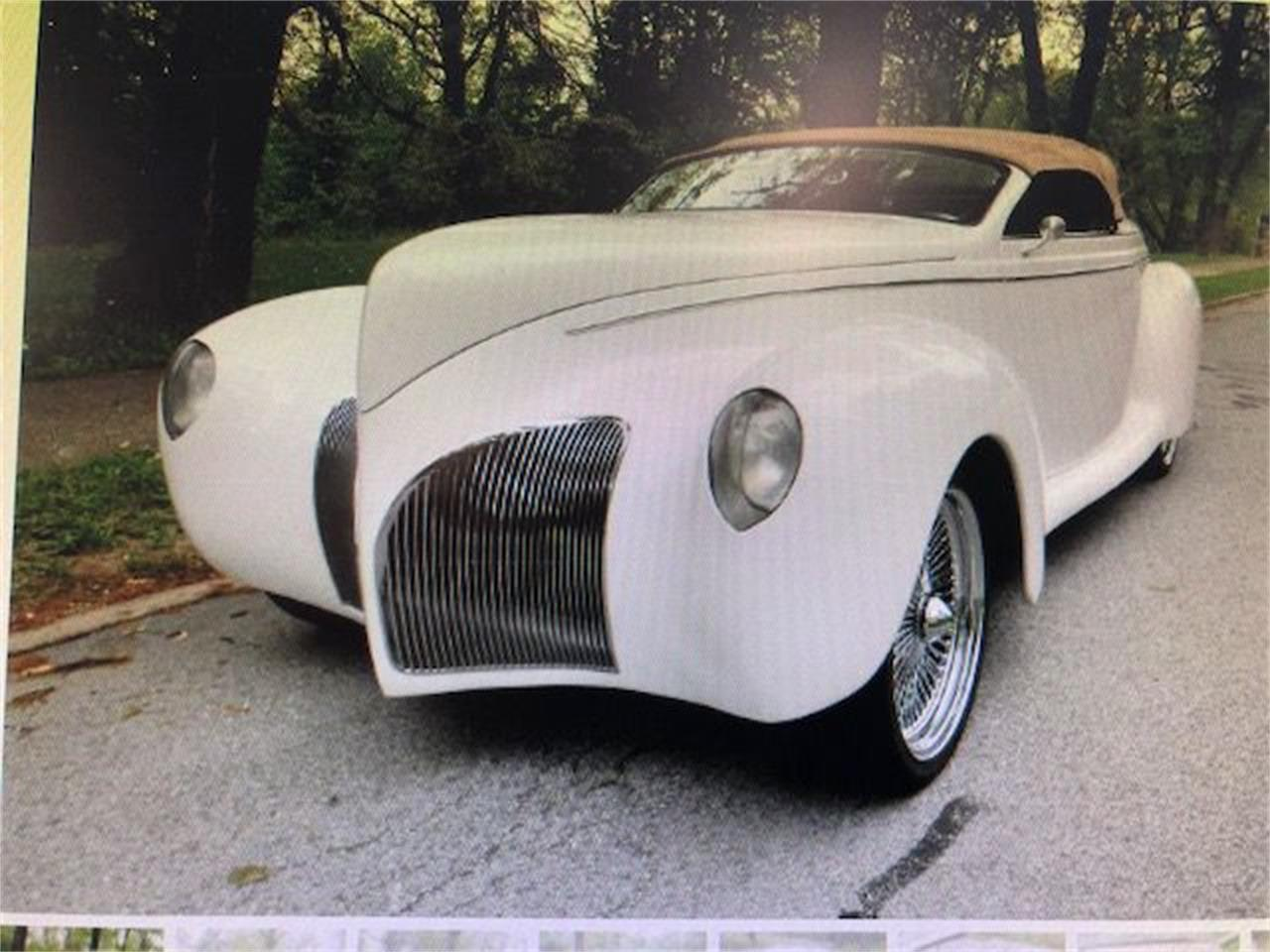 1939 Lincoln Zephyr (CC-1191594) for sale in Boca Raton, Florida