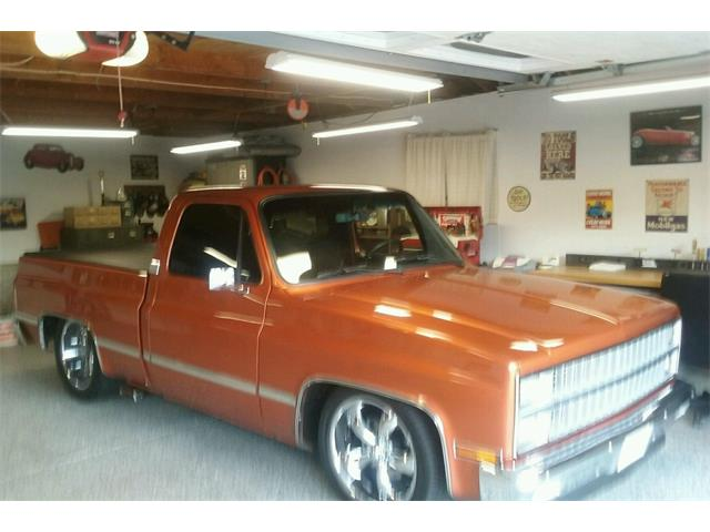 1981 Chevrolet C10 (CC-1191617) for sale in Miamisburg, Ohio