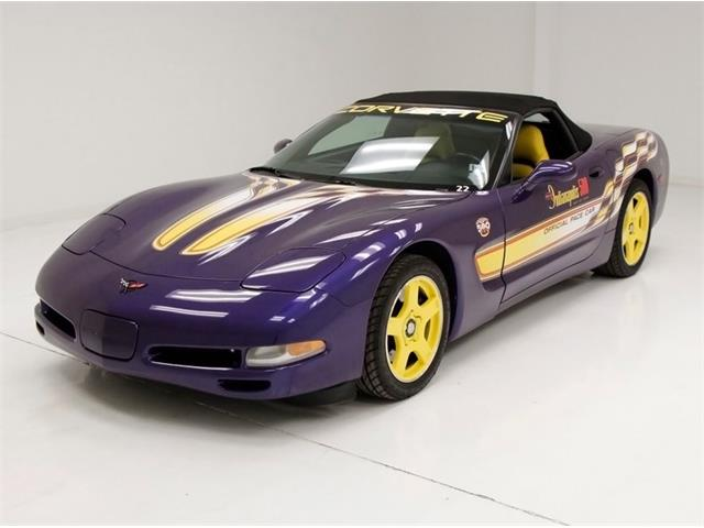 1998 Chevrolet Corvette (CC-1191647) for sale in Morgantown, Pennsylvania