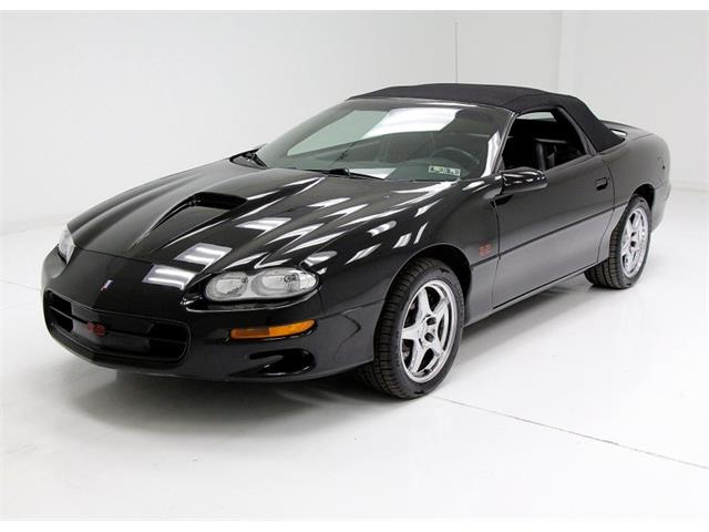 2000 Chevrolet Camaro (CC-1191649) for sale in Morgantown, Pennsylvania