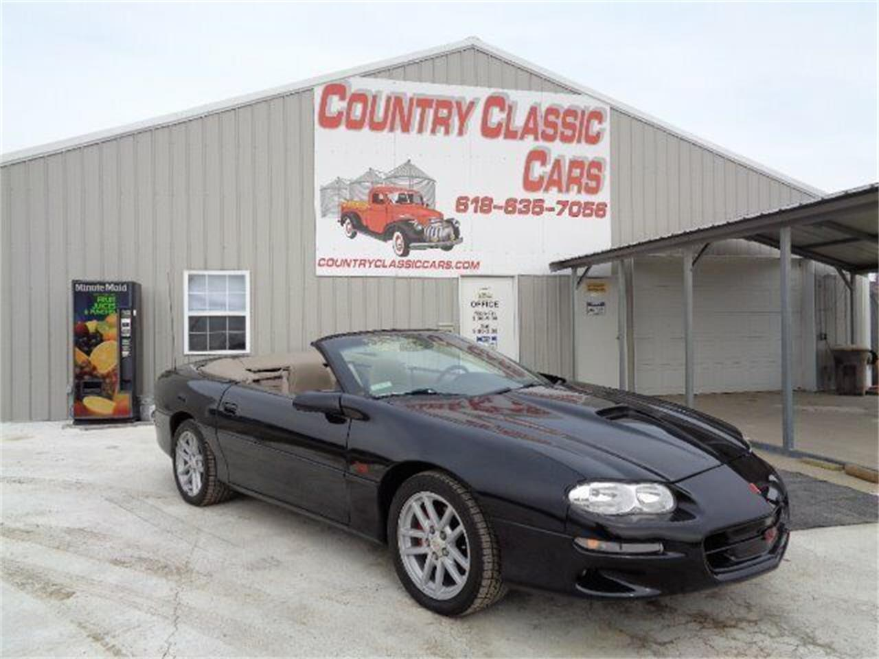 2002 Chevrolet Camaro (CC-1191709) for sale in Staunton, Illinois