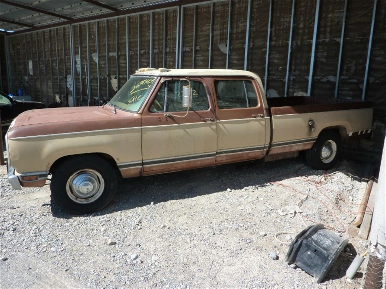 1977 Dodge Ram 2500 (CC-1191721) for sale in Pahrump, Nevada