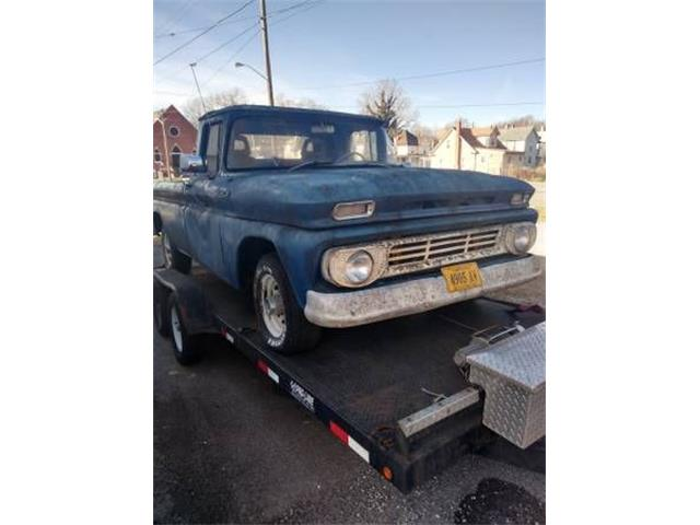 1962 Chevrolet C20 (CC-1191746) for sale in Cadillac, Michigan
