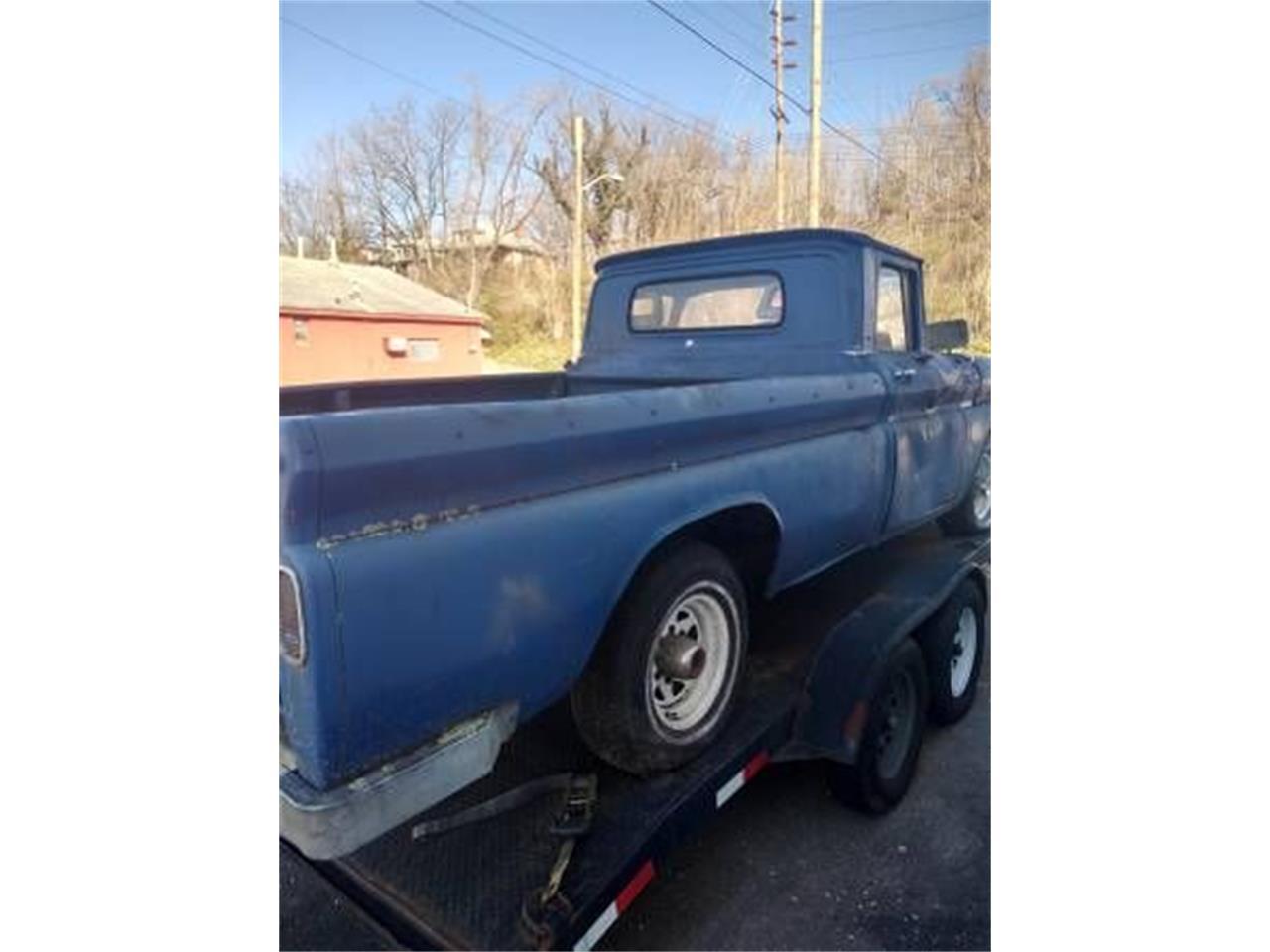 1962 Chevrolet C20 (CC-1191746) for sale in Cadillac, Michigan
