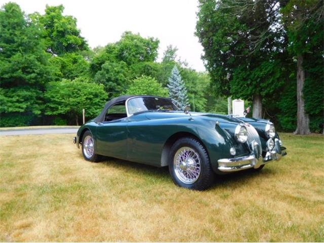 1959 Jaguar XK150 (CC-1191755) for sale in Cadillac, Michigan