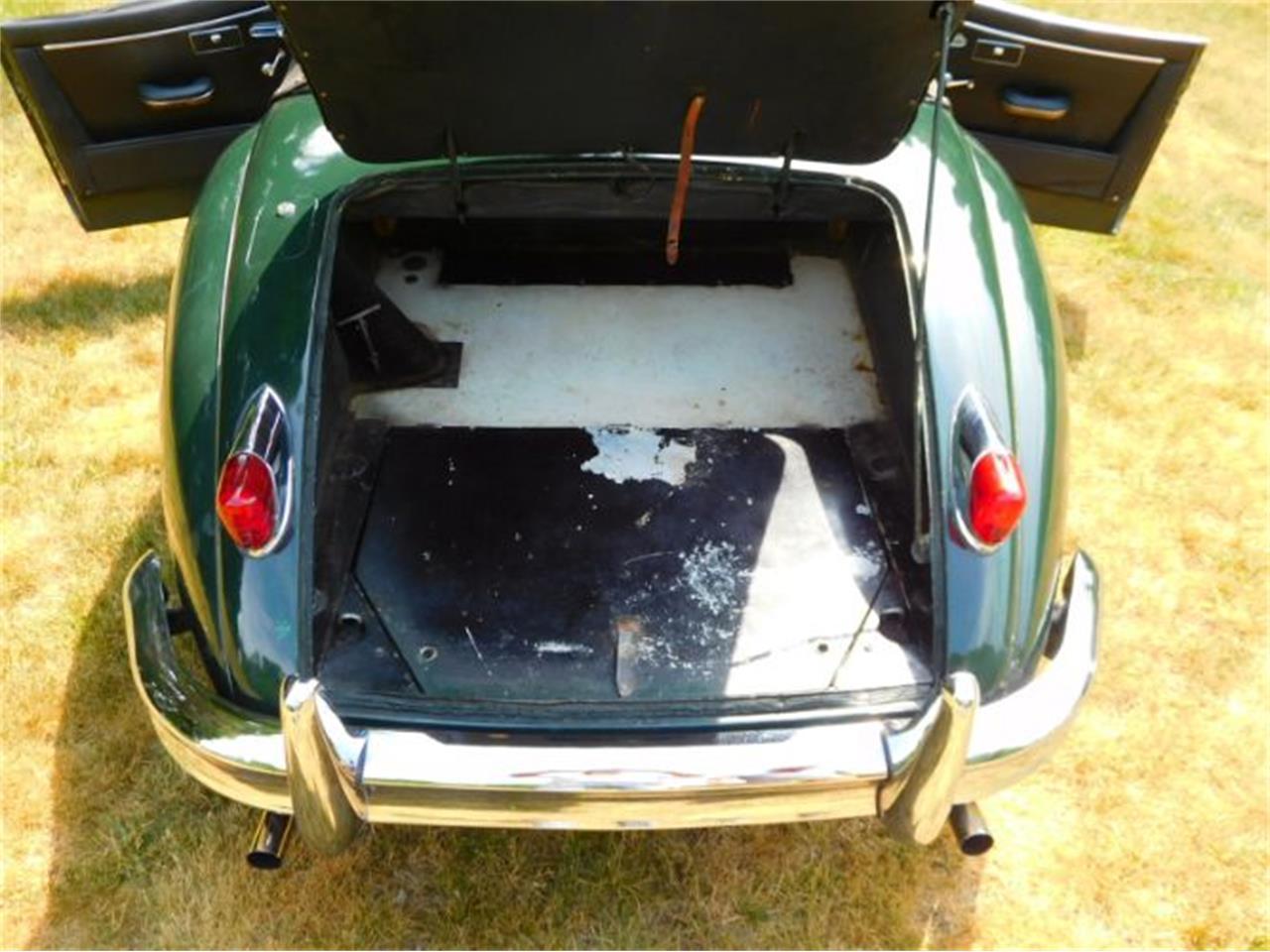 1959 Jaguar XK150 (CC-1191755) for sale in Cadillac, Michigan