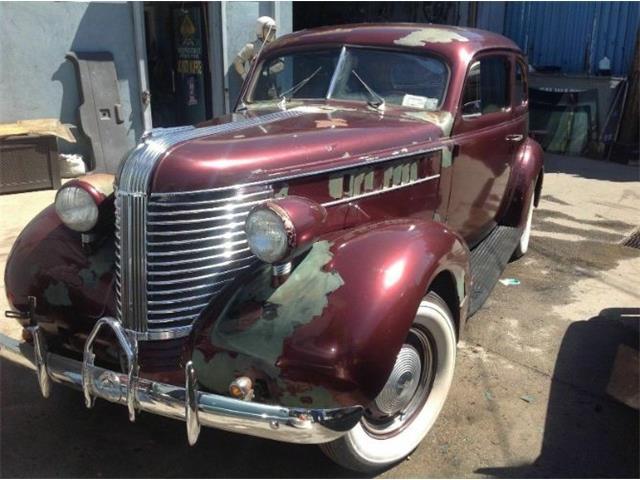 1938 Pontiac Silver Streak