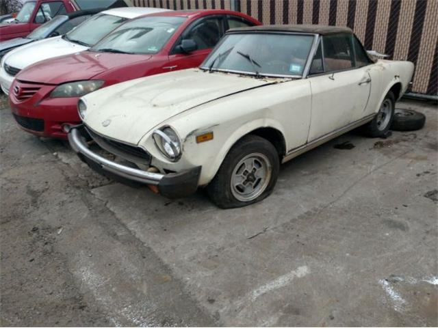 1979 Fiat 124 (CC-1191774) for sale in Cadillac, Michigan