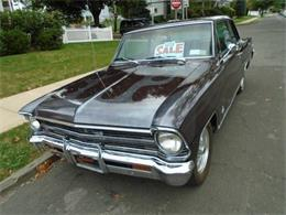 1967 Chevrolet Nova (CC-1191789) for sale in Cadillac, Michigan