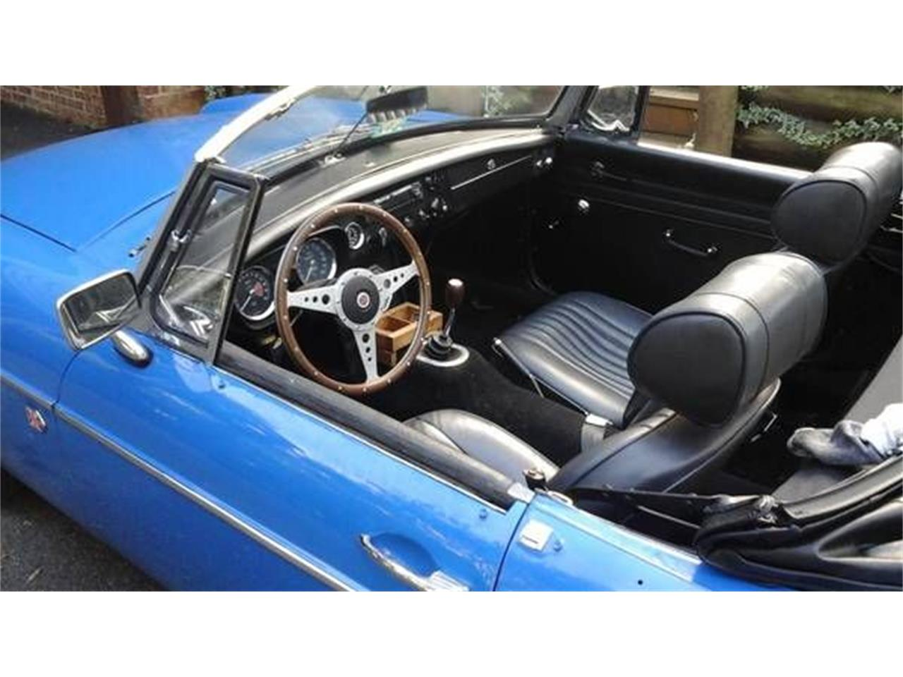 1967 MG MGB (CC-1191790) for sale in Cadillac, Michigan