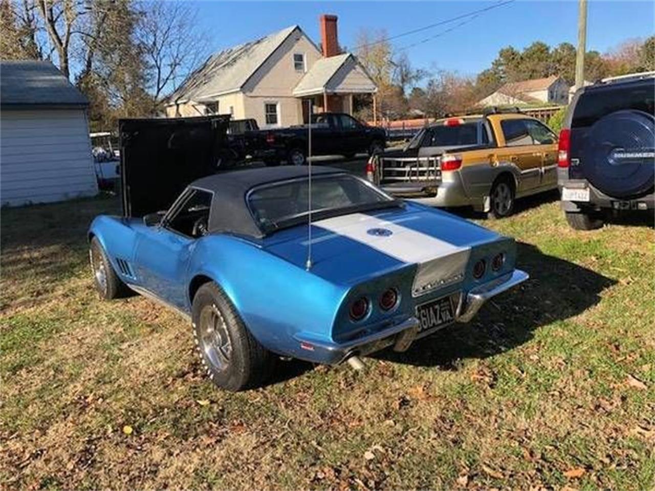1968 Chevrolet Corvette (CC-1191792) for sale in Cadillac, Michigan