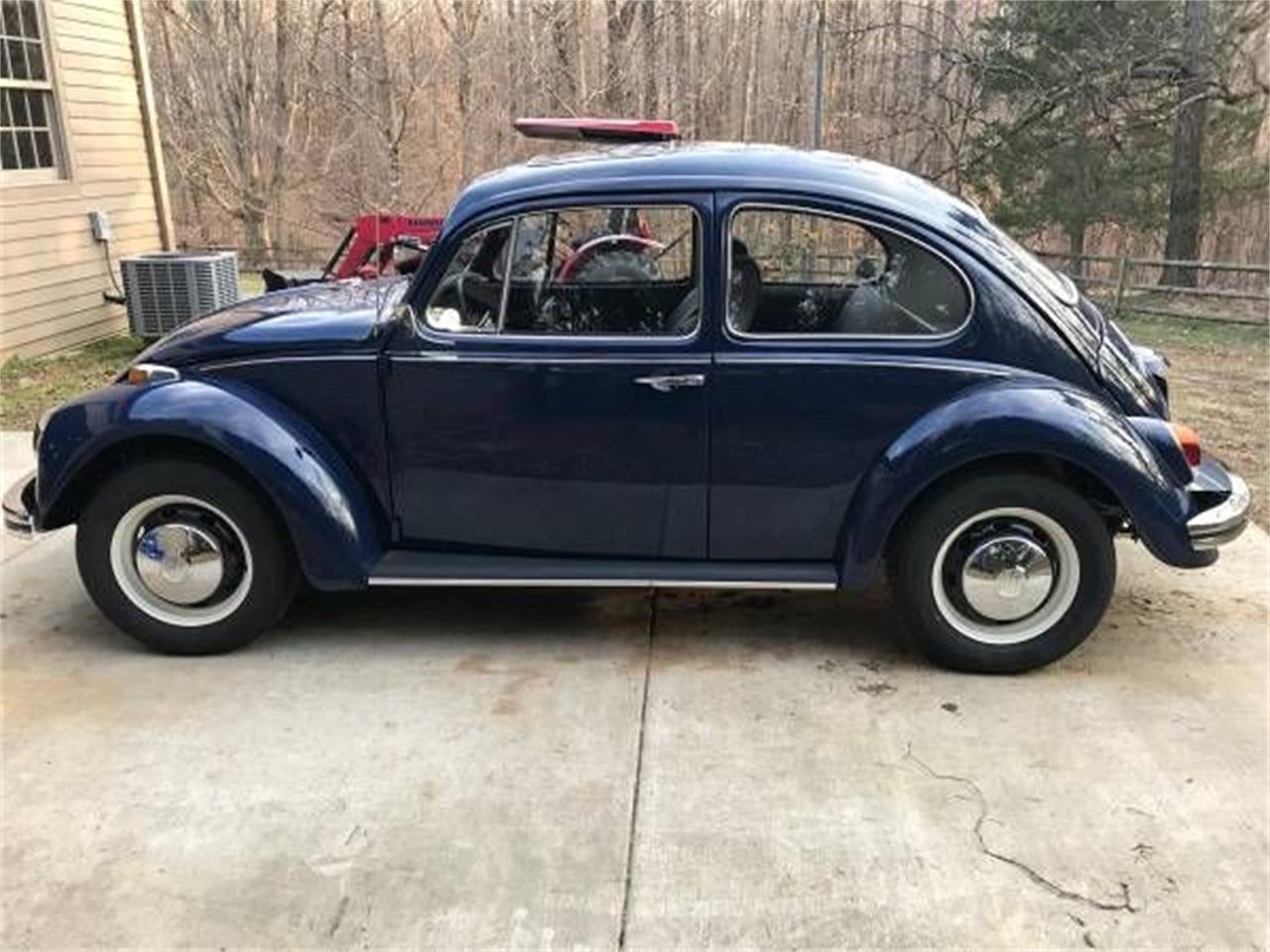 1969 Volkswagen Beetle (CC-1191794) for sale in Cadillac, Michigan
