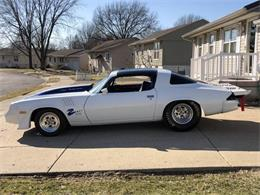 1979 Chevrolet Camaro (CC-1191800) for sale in Cadillac, Michigan