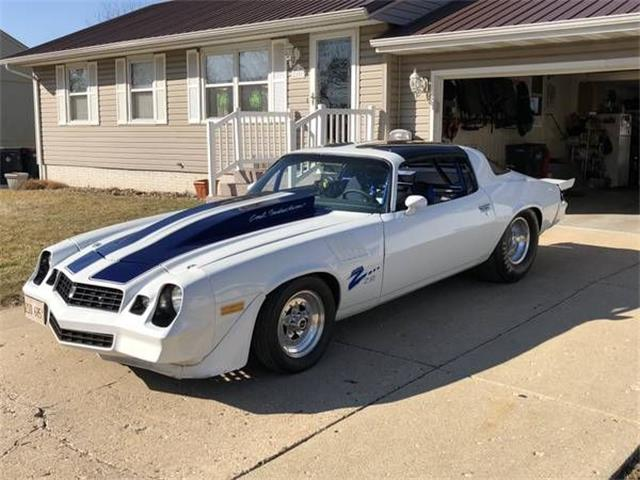 1979 Chevrolet Camaro (CC-1191800) for sale in Cadillac, Michigan