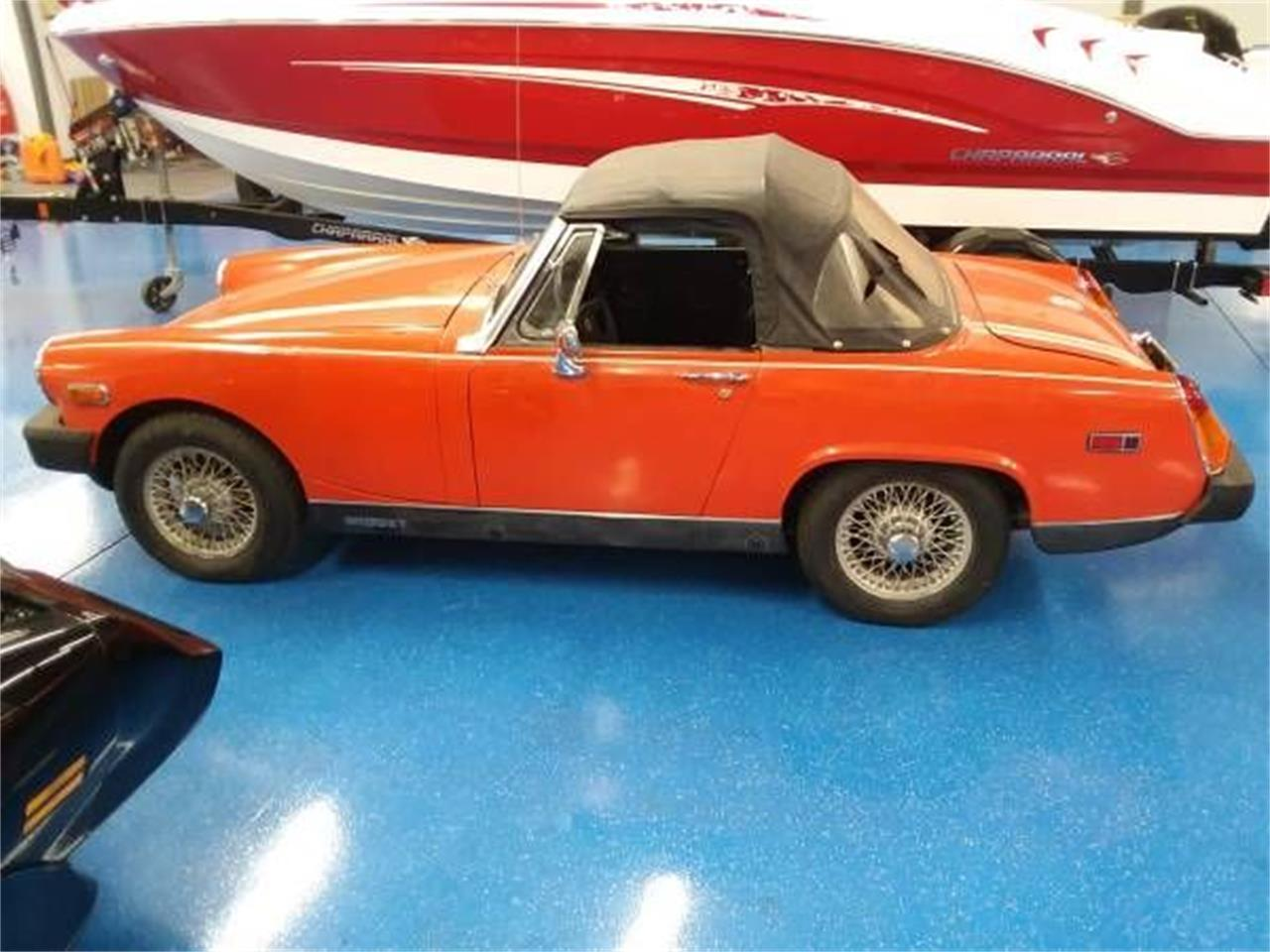 1978 MG Midget (CC-1191816) for sale in Cadillac, Michigan