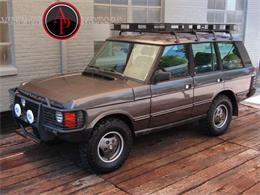 1990 Land Rover Range Rover (CC-1191828) for sale in Statesville, North Carolina
