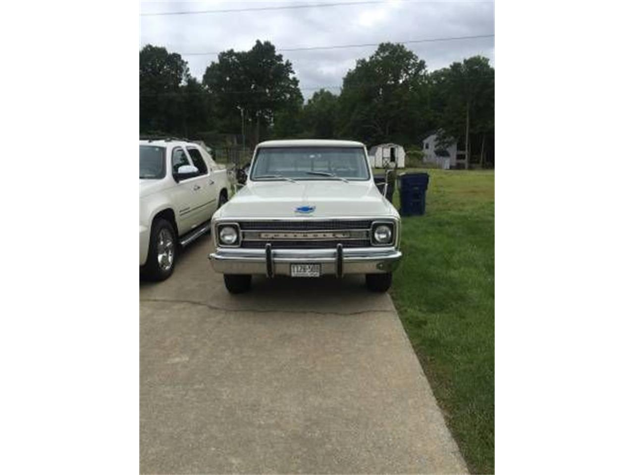 1969 Chevrolet Pickup (CC-1191834) for sale in Cadillac, Michigan