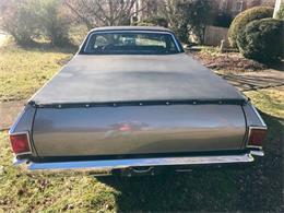 1970 Chevrolet El Camino (CC-1191842) for sale in Cadillac, Michigan