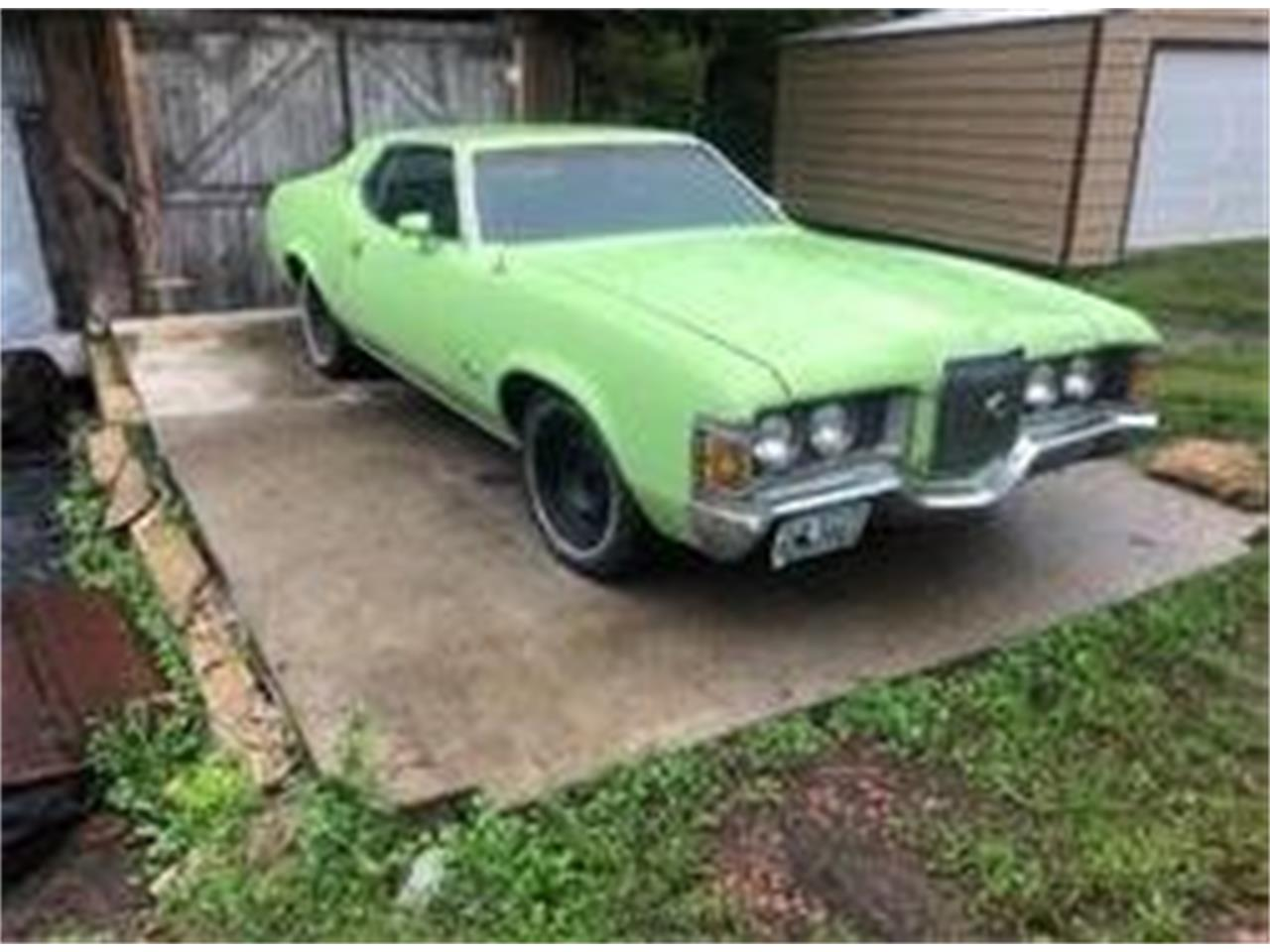 1971 Mercury Cougar (CC-1191844) for sale in Cadillac, Michigan