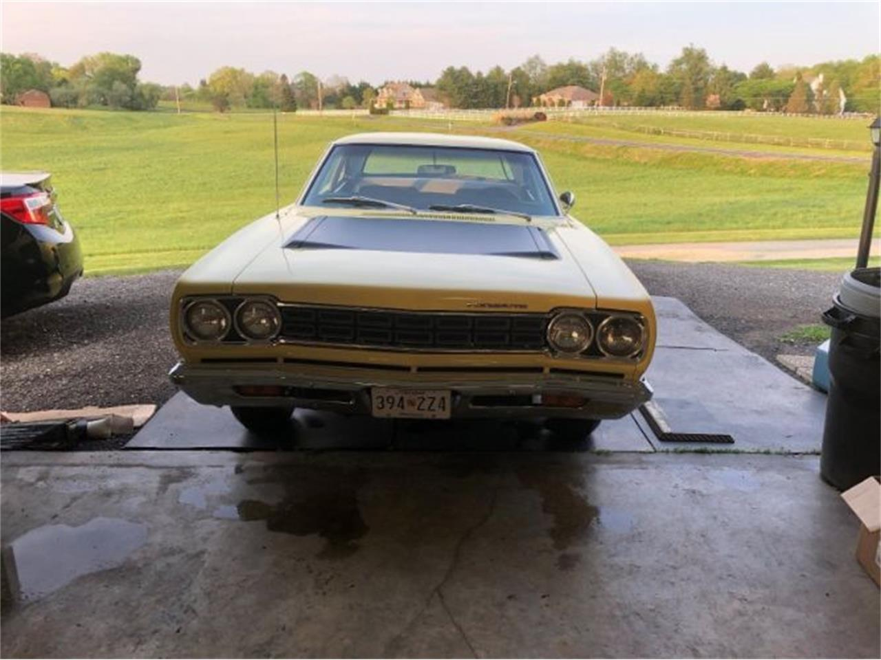 1968 Plymouth Road Runner (CC-1191847) for sale in Cadillac, Michigan