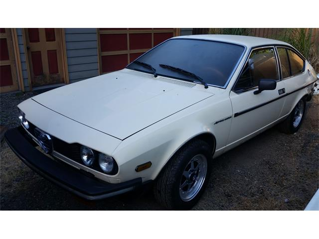 1978 Alfa Romeo Sprint Veloce (CC-1191924) for sale in Carnation, Washington