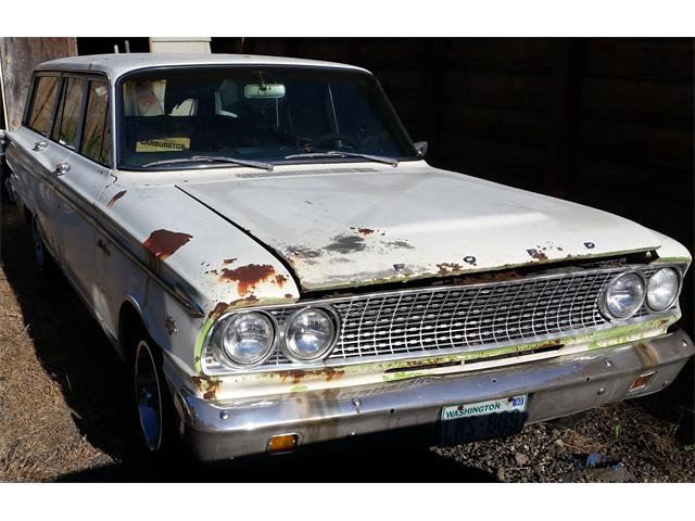 1963 Ford Ranch Wagon (CC-1191926) for sale in Carnation, Washington