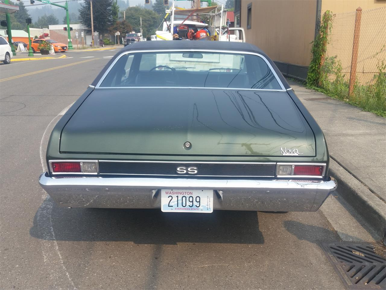 1969 Chevrolet Nova (CC-1191955) for sale in Carnation, Washington