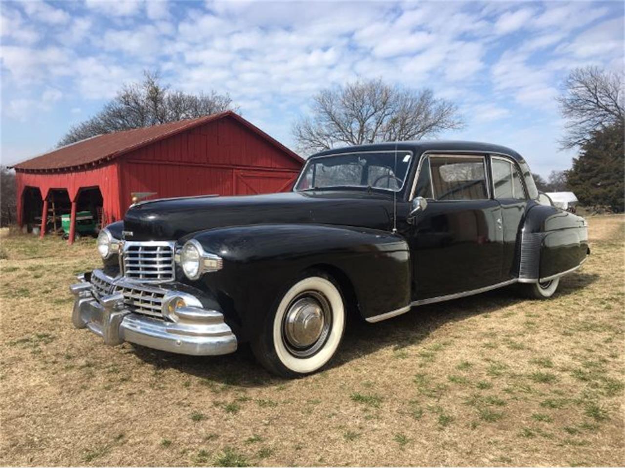 1947 Lincoln Continental (CC-1191980) for sale in Cadillac, Michigan