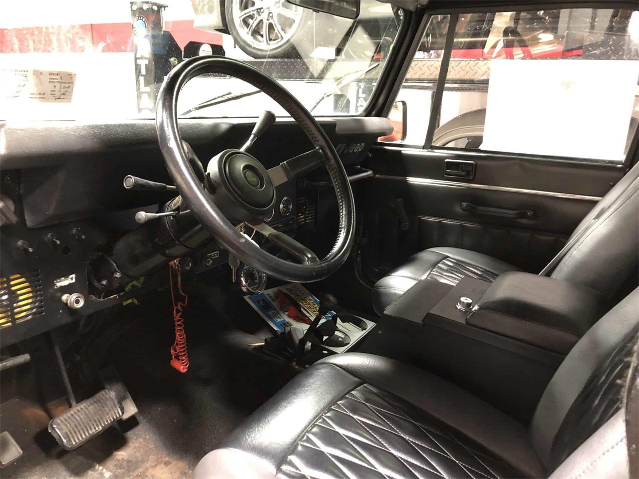 1981 Jeep CJ8 Scrambler (CC-1191989) for sale in Pittsburgh, Pennsylvania