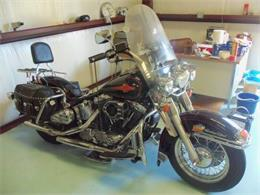 1992 Harley-Davidson Heritage (CC-1190002) for sale in Cadillac, Michigan