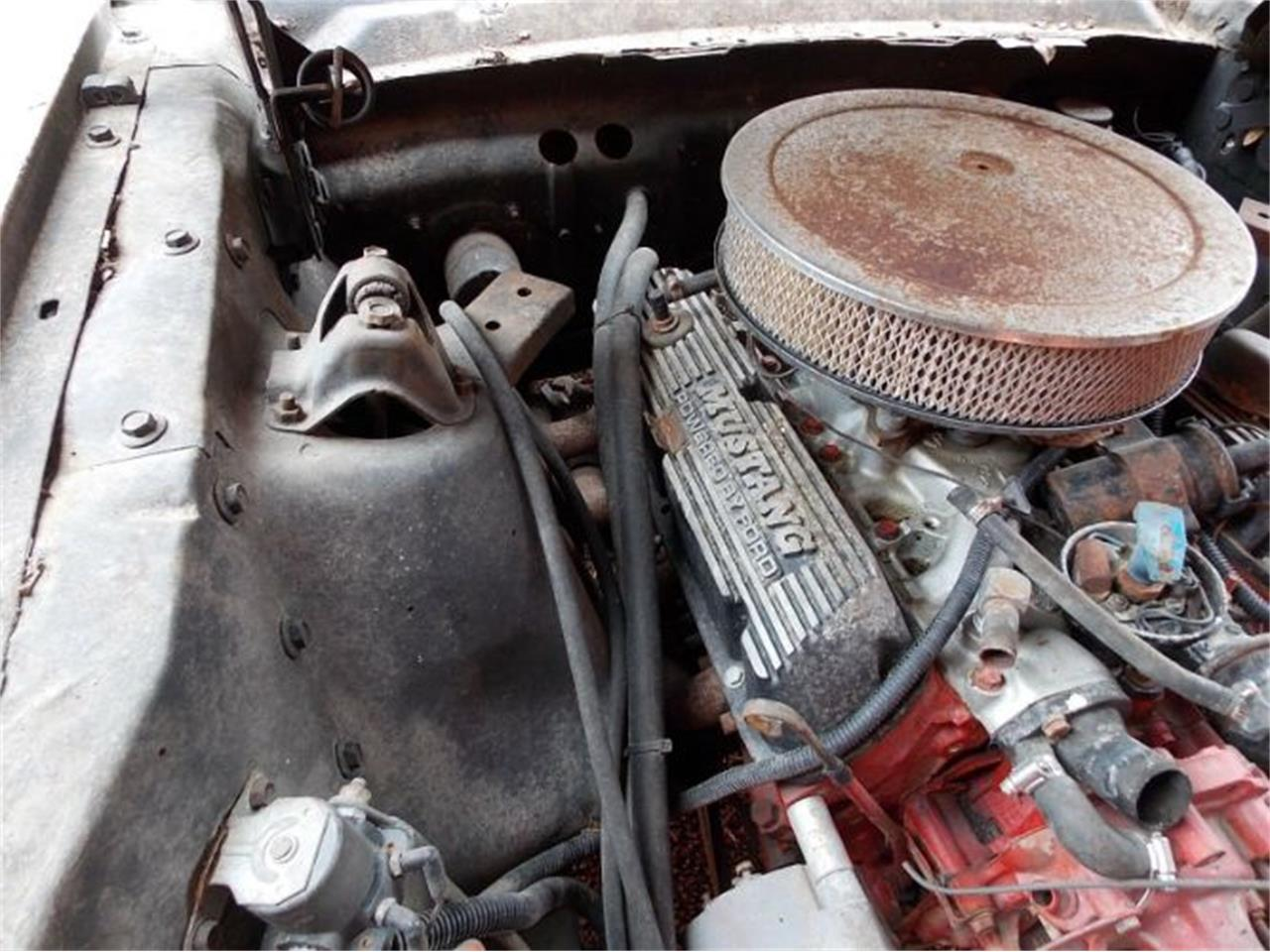 1966 Ford Mustang (CC-1192001) for sale in Cadillac, Michigan