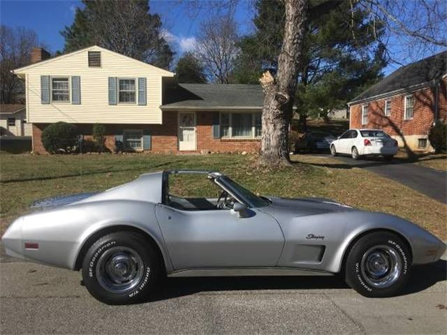 1974 Chevrolet Corvette (CC-1192004) for sale in Cadillac, Michigan