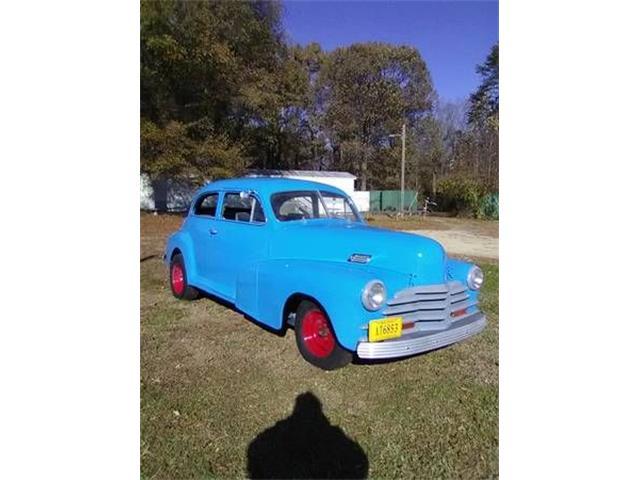 1948 Chevrolet Tudor (CC-1192011) for sale in Cadillac, Michigan