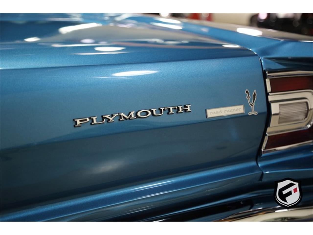 1968 Plymouth Road Runner (CC-1192012) for sale in Chatsworth, California