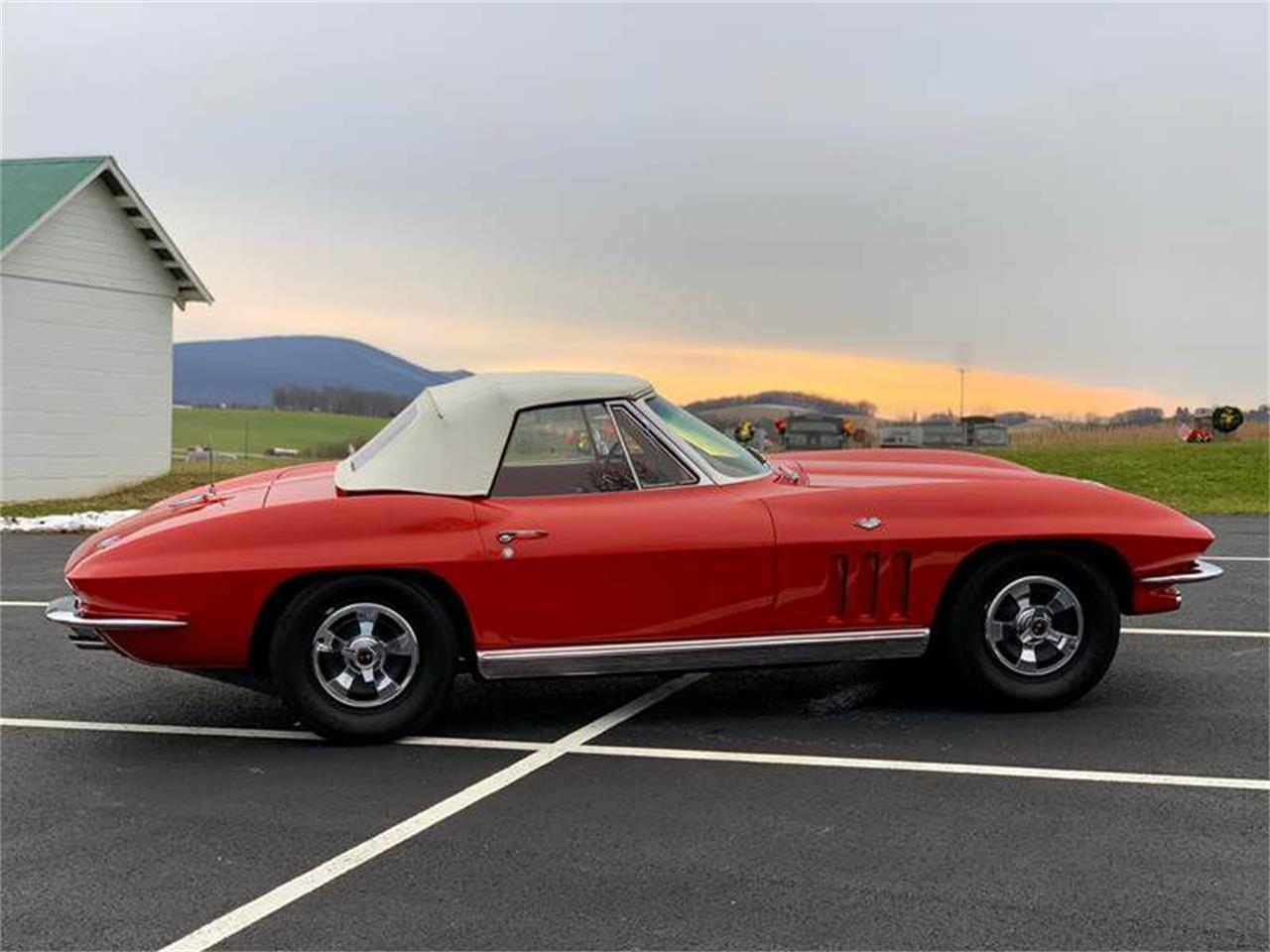 1966 Chevrolet Corvette (CC-1192016) for sale in West Pittston, Pennsylvania