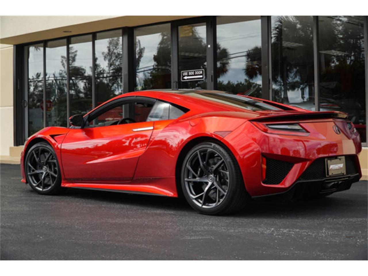 2017 Acura NSX for Sale | ClassicCars.com | CC-1192051