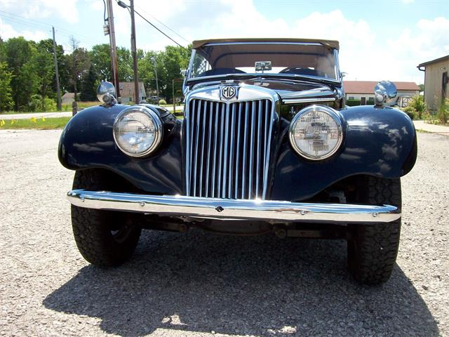 1954 MG TF (CC-1192053) for sale in medina, Ohio