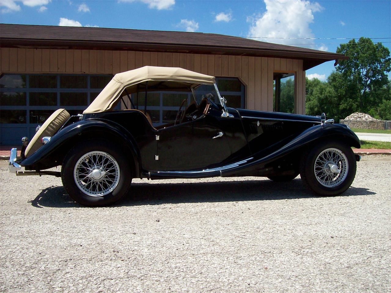1954 MG TF (CC-1192053) for sale in medina, Ohio