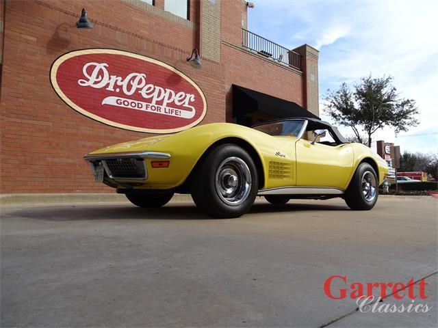 1970 Chevrolet Corvette (CC-1192089) for sale in Lewisville, Texas