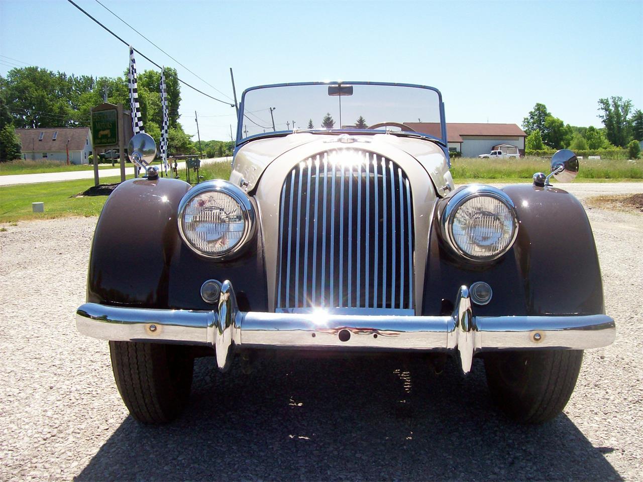 1958 Morgan Plus 4 (CC-1190219) for sale in medina, Ohio
