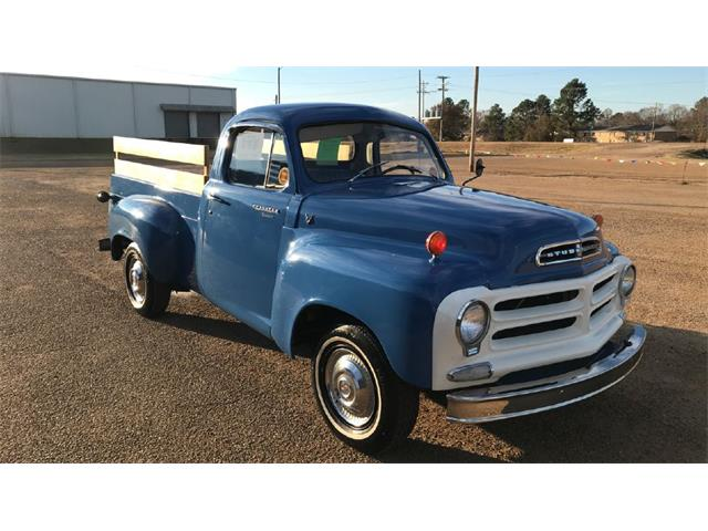 1956 Studebaker Pickup (CC-1192205) for sale in Batesville, Mississippi