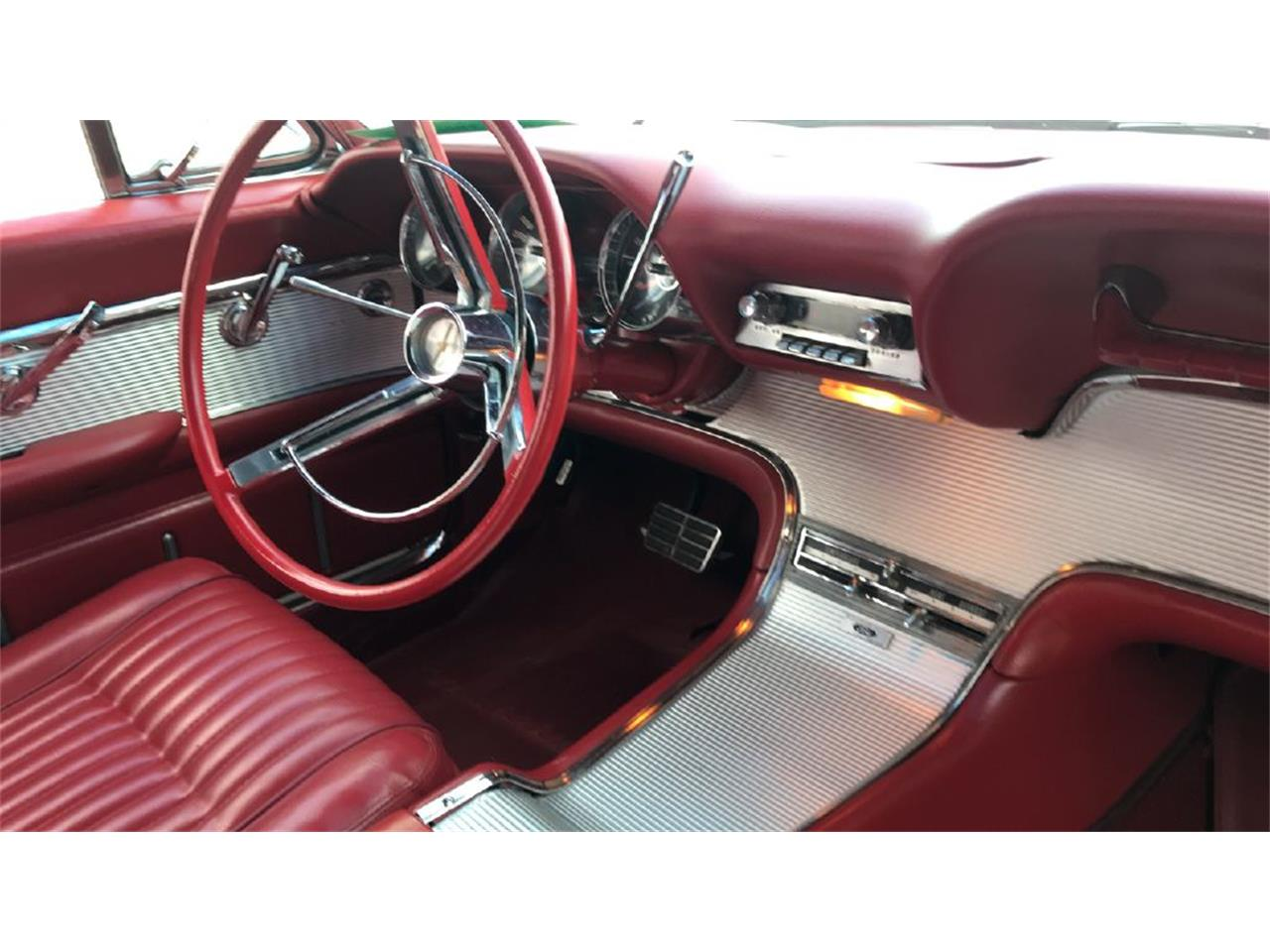 1962 Ford Thunderbird (CC-1192207) for sale in Batesville, Mississippi