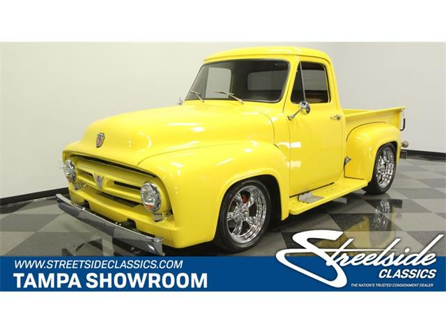 1954 Ford F100 (CC-1192275) for sale in Lutz, Florida