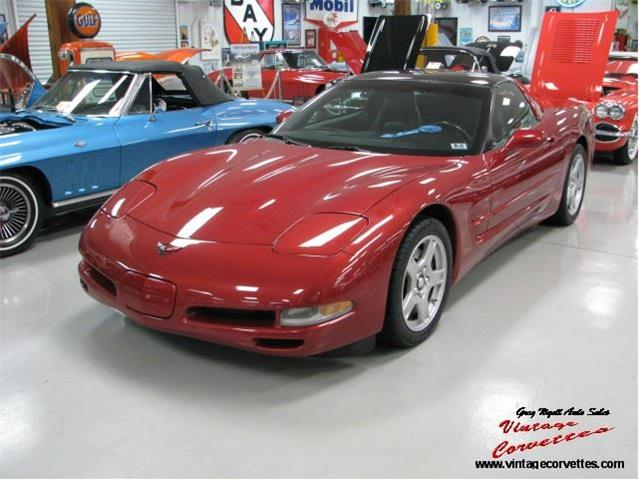 1997 Chevrolet Corvette (CC-1190234) for sale in Summerville, Georgia