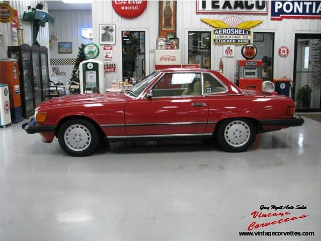 1988 Mercedes-Benz 560SL (CC-1190236) for sale in Summerville, Summerville