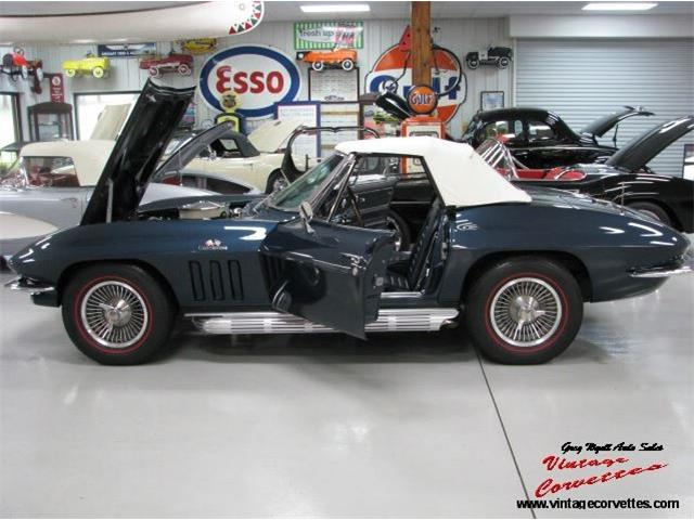 1966 Chevrolet Corvette (CC-1190238) for sale in Summerville, Georgia