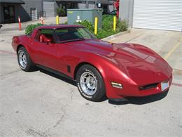 1981 Chevrolet Corvette (CC-1192429) for sale in Chula Vista, California